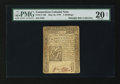 Colonial Notes:Connecticut, Connecticut May 10, 1770 5s Uncancelled PMG Very Fine 20 Net.. ...