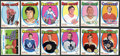Hockey Cards:Sets, 1971-72 O-Pee-Chee Hockey Collection (147) - With Stars. ...