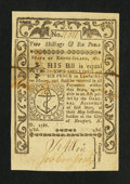 Colonial Notes:Rhode Island, Rhode Island May 1786 2s/6d About New.. ...