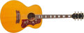 Musical Instruments:Acoustic Guitars, 1970-1975 Gibson J-200 Artist Acoustic Guitar, #A114367.... (Total: 2 Items)