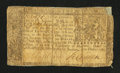 Colonial Notes:Maryland, Maryland January 1, 1767 $4 Very Good.. ...