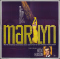 "Movie Posters:Documentary, Marilyn (20th Century Fox, 1963). Six Sheet (81"" X 81""). Documentary.. ..."