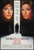 "Movie Posters:Thriller, Black Widow (20th Century Fox, 1987). One Sheet (27"" X 41""). Thriller.. ..."
