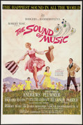 """Movie Posters:Musical, The Sound of Music (20th Century Fox, 1965). One Sheet (27"""" X 41"""") Todd-AO Roadshow Style. Musical.. ..."""