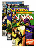 Modern Age (1980-Present):Superhero, X-Men #142-147 Multiple Copies Group (Marvel, 1981) Condition:Average VF/NM.... (Total: 61 Comic Books)