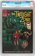 Silver Age (1956-1969):Mystery, Twilight Zone #12-860-210 - File Copy (Dell, 1962) CGC NM+ 9.6Off-white to white pages....