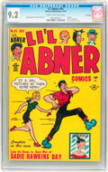 Golden Age (1938-1955):Cartoon Character, Li'l Abner #61 File Copy (Harvey, 1947) CGC NM- 9.2 Cream tooff-white pages....