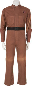 Movie/TV Memorabilia:Costumes, V TV Miniseries Screen-Featured Friends of the VisitorsJumpsuit. ... (Total: 4 Items)