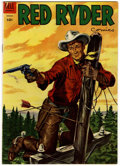 Golden Age (1938-1955):Western, Red Ryder Comics #133 Mile High pedigree (Dell, 1954) Condition: NM-....