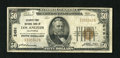 National Bank Notes:California, Los Angeles, CA - $50 1929 Ty. 1 Security-First NB Ch. # 2491...