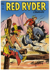 Red Ryder Comics #107 Mile High pedigree (Dell, 1952) Condition: NM