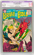 Golden Age (1938-1955):Adventure, The Brave and the Bold #2 (DC, 1955) CGC Apparent FN+ 6.5 Slight (A) Off-white to white pages....
