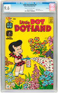 Bronze Age (1970-1979):Humor, Little Dot Dotland #8 File Copy (Harvey, 1963) CGC NM+ 9.6 Cream tooff-white pages....