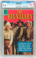 Silver Age (1956-1969):Western, Big Valley #6 File Copy (Dell, 1969) CGC NM+ 9.6 Off-white to white pages....