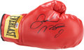 Boxing Collectibles:Memorabilia, Floyd Mayweather Signed Boxing Glove....