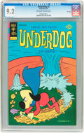 Bronze Age (1970-1979):Cartoon Character, Underdog #2 File Copy (Gold Key, 1975) CGC NM- 9.2 Off-white towhite pages....