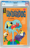 Bronze Age (1970-1979):Cartoon Character, Underdog #3 File Copy (Gold Key, 1975) CGC NM 9.4 Off-white towhite pages....