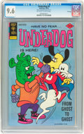 Bronze Age (1970-1979):Cartoon Character, Underdog #9 File Copy (Gold Key, 1976) CGC NM+ 9.6 Off-white towhite pages....