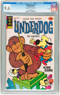 Bronze Age (1970-1979):Cartoon Character, Underdog #10 File Copy (Gold Key, 1976) CGC NM+ 9.6 Off-white towhite pages....