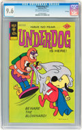 Bronze Age (1970-1979):Cartoon Character, Underdog #12 File Copy (Gold Key, 1977) CGC NM+ 9.6 Off-white towhite pages....