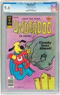 Bronze Age (1970-1979):Cartoon Character, Underdog #15 File Copy (Gold Key, 1977) CGC NM+ 9.6 Off-white towhite pages....