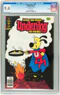 Bronze Age (1970-1979):Cartoon Character, Underdog #22 File Copy (Gold Key, 1978) CGC NM 9.4 White pages....