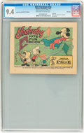 Bronze Age (1970-1979):Cartoon Character, Kite Fun Book #nn Underdog - File Copy (Various, 1974) CGC NM 9.4Off-white to white pages....