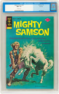Bronze Age (1970-1979):Miscellaneous, Mighty Samson #29 File Copy (Gold Key, 1975) CGC NM+ 9.6 Off-whitepages....