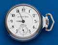 Timepieces:Pocket (pre 1900) , Columbus 25 Jewel Railway King. ...