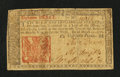 Colonial Notes:New Jersey, New Jersey March 25, 1776 18d Fine.. ...