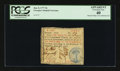 Colonial Notes:Georgia, Georgia June 8, 1777 $6 PMG Apparent Extremely Fine 40.. ...