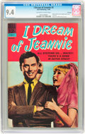 Silver Age (1956-1969):Miscellaneous, I Dream of Jeannie #2 File Copy (Dell, 1966) CGC NM 9.4 Off-white to white pages....