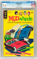 Bronze Age (1970-1979):Miscellaneous, Mod Wheels #1 File Copy (Gold Key, 1971) CGC NM+ 9.6 Off-whitepages....