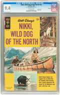 Silver Age (1956-1969):Adventure, Movie Comics: Nikki, Wild Dog of the North #nn File Copy (Gold Key, 1964) CGC NM 9.4 Off-white pages....
