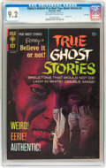 Silver Age (1956-1969):Horror, Ripley's Believe It or Not! True Ghost Stories #2 File Copy (GoldKey, 1966) CGC NM- 9.2 Off-white to white pages....