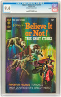Silver Age (1956-1969):Horror, Ripley's Believe It Or Not #8 File Copy (Gold Key, 1968) CGC NM 9.4Off-white to white pages....