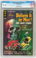 Silver Age (1956-1969):Horror, Ripley's Believe It Or Not #11 File Copy (Gold Key, 1968) CGC NM+9.6 Off-white to white pages....