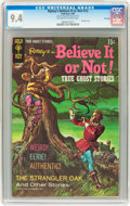 Silver Age (1956-1969):Horror, Ripley's Believe It Or Not #12 File Copy (Gold Key, 1969) CGC NM9.4 Off-white to white pages....
