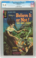 Silver Age (1956-1969):Horror, Ripley's Believe It Or Not #13 File Copy (Gold Key, 1969) CGC NM9.4 Off-white pages....