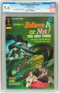 Bronze Age (1970-1979):Horror, Ripley's Believe It Or Not #36 File Copy (Gold Key, 1972) CGC NM+9.6 Off-white to white pages....