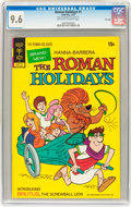 Bronze Age (1970-1979):Cartoon Character, The Roman Holidays #1 File Copy (Gold Key, 1973) CGC NM+ 9.6Off-white to white pages....