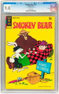 Bronze Age (1970-1979):Cartoon Character, Smokey Bear #13 File Copy (Gold Key, 1973) CGC NM/MT 9.8 Whitepages....
