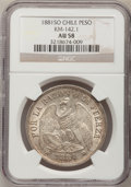 Chile, Chile: Republic Peso 1881-So,...