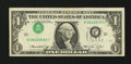 Error Notes:Inverted Third Printings, Fr. 1908-J $1 1974 Federal Reserve Note. Very Fine.. ...