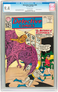 Detective Comics #304 (DC, 1962) CGC NM 9.4 Off-white pages