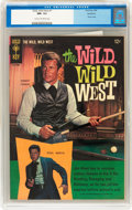 Silver Age (1956-1969):Western, Wild, Wild West #1 Northland pedigree (Gold Key, 1966) CGC NM- 9.2Cream to off-white pages....
