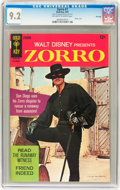 Silver Age (1956-1969):Western, Zorro #7 File Copy (Gold Key, 1967) CGC NM- 9.2 Off-white to white pages....