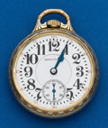Timepieces:Pocket (post 1900), Hamilton, 21 Jewels, 992. ...