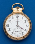 Timepieces:Pocket (post 1900), Illinois, 21 Jewel, Bunn Special. ...