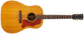 Musical Instruments:Acoustic Guitars, 1962 Gibson J-50 Acoustic Guitar, #564761.... (Total: 2 Items)